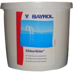 Chloriklar mini klórtabletta 5 kg