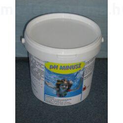 pH csökkentő granulátum 4 kg-os