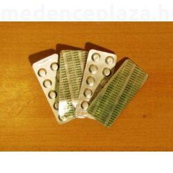 Teszt tabletta klór és bróm  mérésére (10 db / levél)